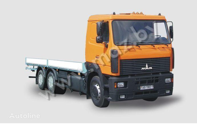 MAZ 6312 A5 dropside camion