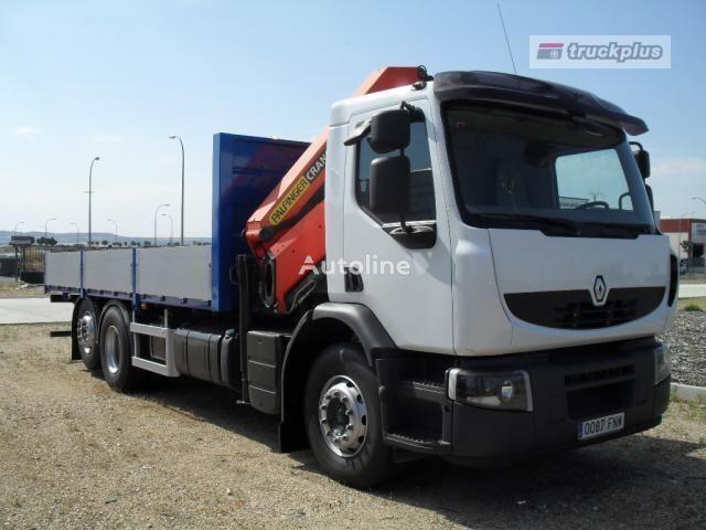RENAULT PREMIUM 370 dropside camion