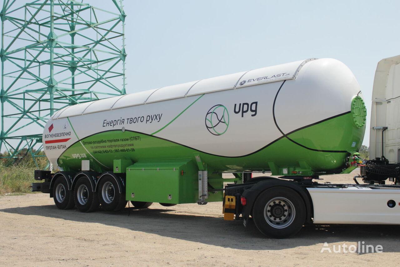 EVERLAST LPG cisternă LPG nouă