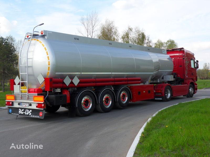 LDS NCP-37 cisternă pentru combustibil nouă
