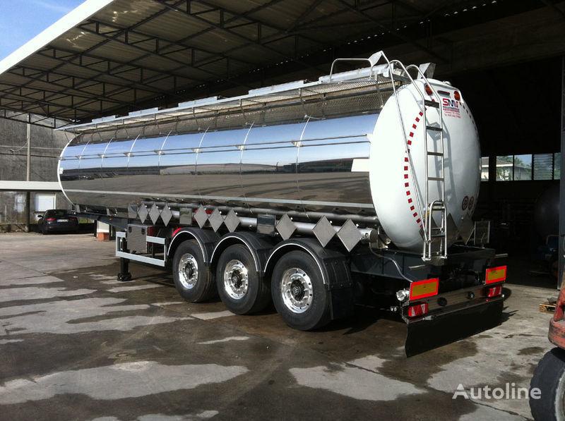BSL cisternă pentru produse alimentare nouă