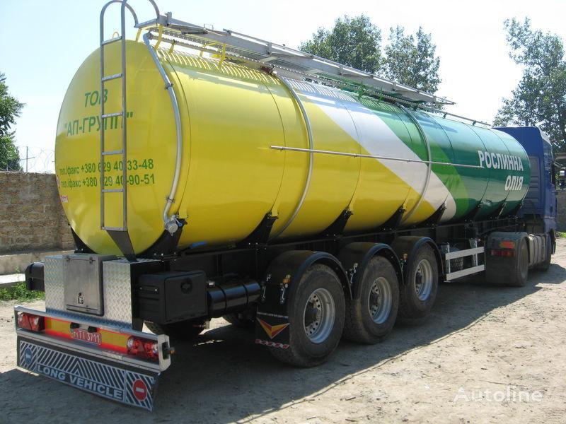 EVERLAST Maslovoz cisternă pentru produse alimentare nouă