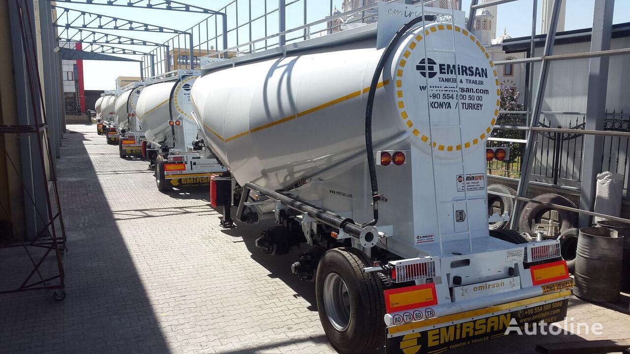 EMIRSAN Manufacturer , Direct from Factory .. cisternă transport ciment