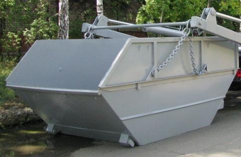 KO-450.08.00.000 container skip nou