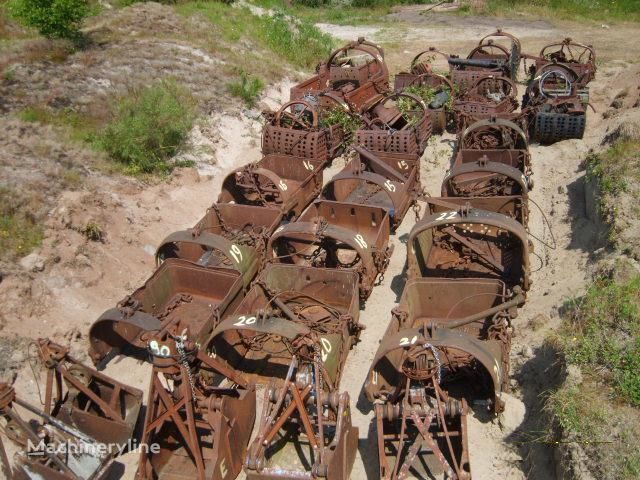 SONSTIGE Schleppschaufel cupa excavator