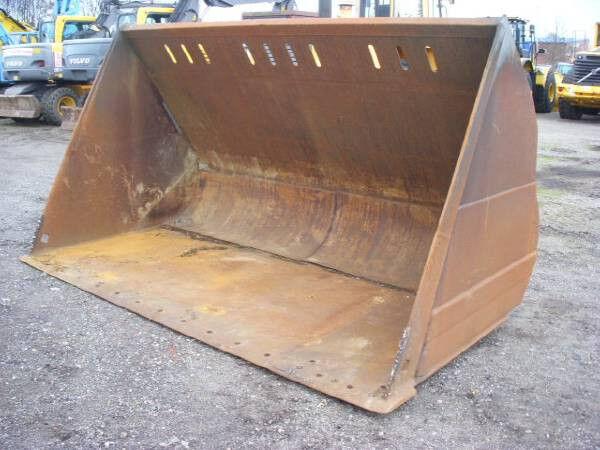 VOLVO (286) 92117 3.40 m Schaufel / bucket cupă pentru încărcător frontal