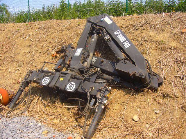 HIAB - 140 ( Shveciya ) macara montată