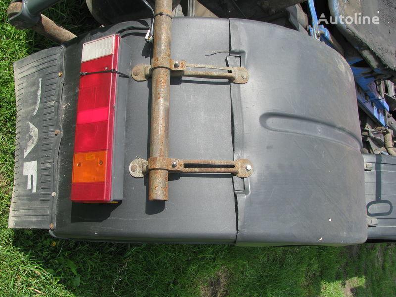 Podkrylki apărătoare de noroi pentru DAF autotractor