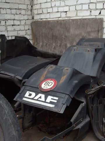 apărătoare de noroi pentru DAF 95XF autotractor