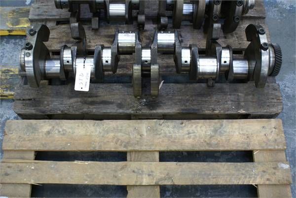 arbore cotit pentru MAN 2542CRANKSHAFT alte mașini de construcții