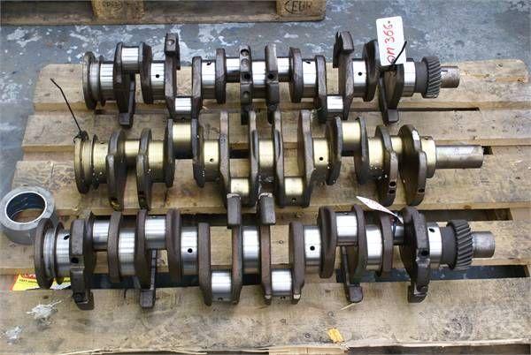 arbore cotit pentru MERCEDES-BENZ OM366CRANKSHAFT alte mașini de construcții
