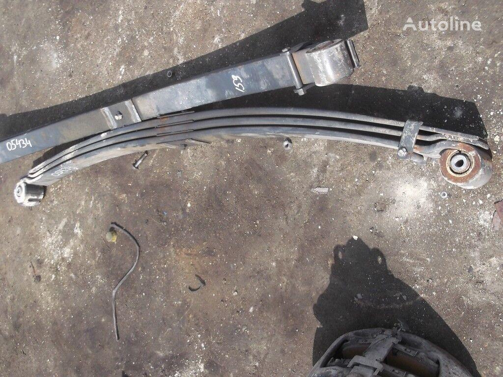 Ressora perednyaya Iveco arc lamelar pentru camion