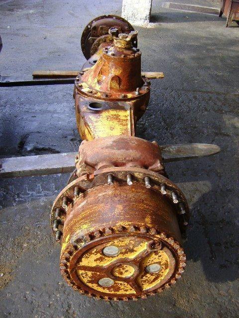 axă pentru FIAT-ALLIS Fr 20 Rear Axle excavator
