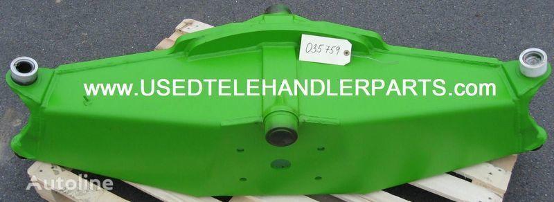 rám nápravy zadní č. 035759 axă pentru MERLO încărcător frontal
