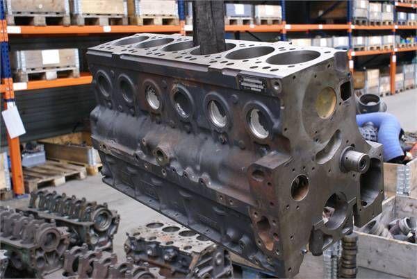 blocul cilindrilor pentru MAN D0826 TFBLOCK încărcător frontal