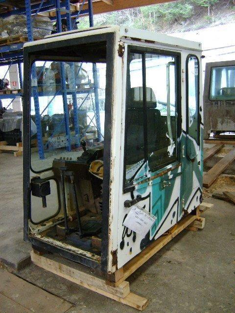 cabină pentru KOMATSU PC III serie excavator