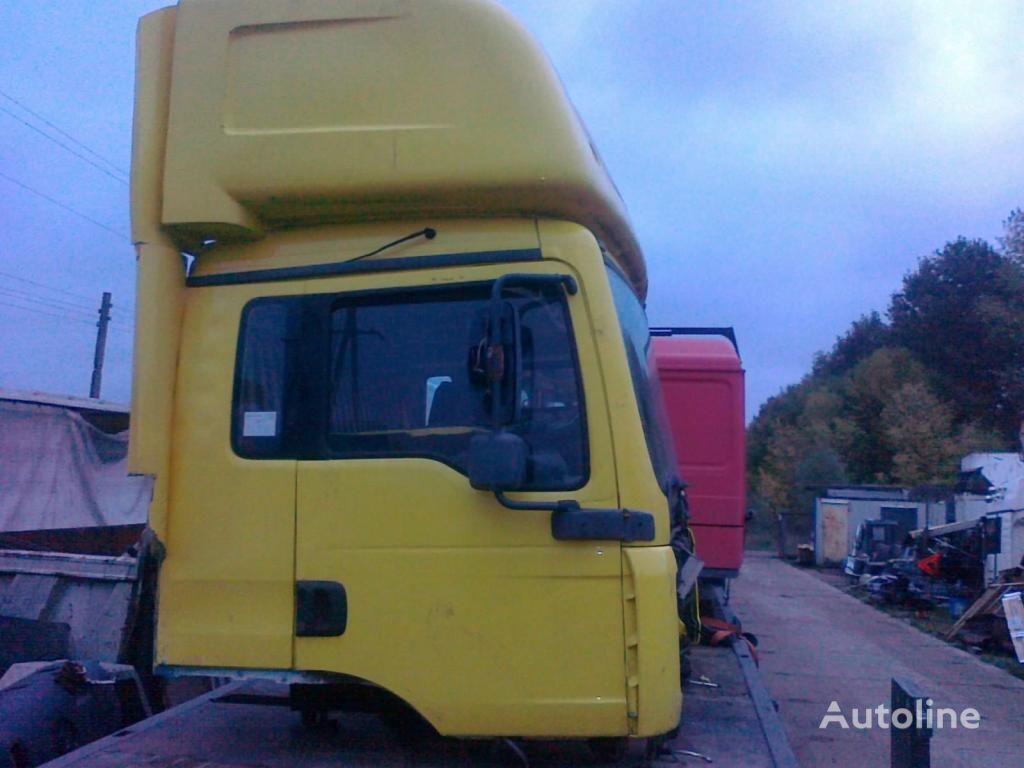 cabină pentru MAN TGA sypialna dzienna 8000 zl camion