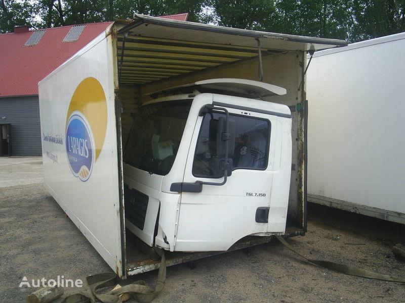 cabină pentru MAN TGL 7.150 camion