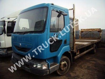 Renault cabină pentru RENAULT MIDLUM 150 E2 camion