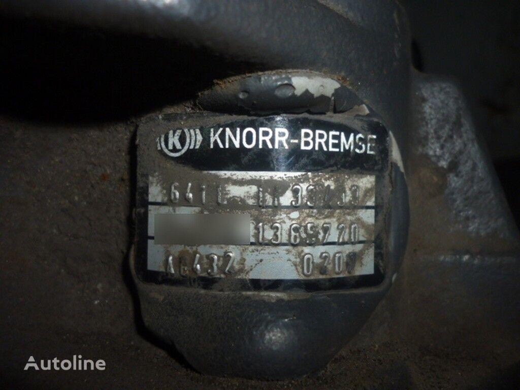 tormoznoy levyy Scania calibru pentru camion