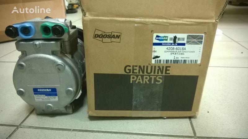 Doosan compressor air conditioner (kompressor) compresor pneumatic pentru DOOSAN DL400 încărcător frontal nou