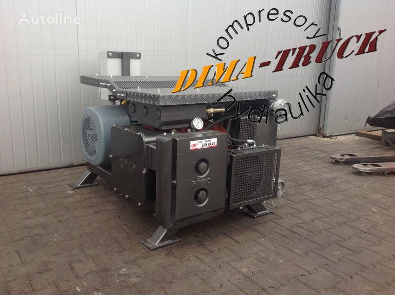 agregat ghh, drum silokompresor compresor pneumatic pentru electric agregat camion