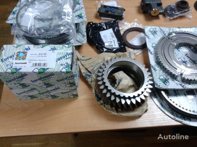 ZF 16S181 16S221 Shesternya KPP 1316303005 cutie de viteze pentru autotractor nou