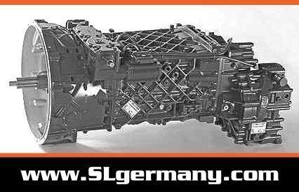 ZF T7336 cutie de viteze pentru alte mașini de construcții