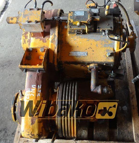 Gearbox/Transmission ZVL 4PR cutie de viteze pentru 4PR excavator