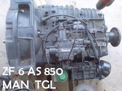 cutie de viteze pentru MAN SKRZYNI ZF 6 AS 850 MAN TGL 5000 zl autotractor