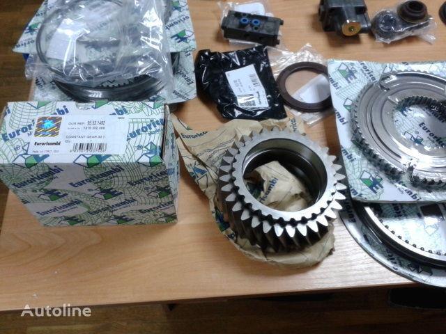 ZF 16S181 16S221 Shesternya KPP 1316304103 cutie de viteze pentru MAN TGA autotractor nou