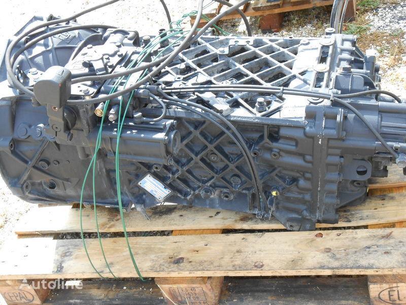 ZF 16S2220 TD-TO Part List No. 1343 001 016 Customer Spec. NR. 81.32004-6016 übers. 16,41-1,00 cutie de viteze pentru MAN TGX-TGA  camion