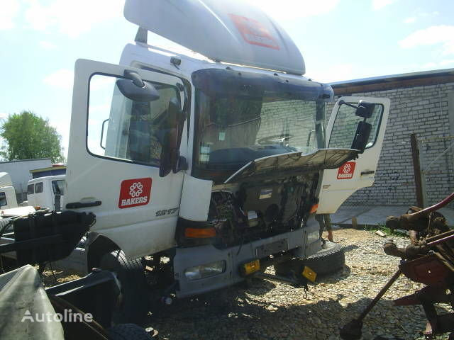 ZF S5-42 cutie de viteze pentru MERCEDES-BENZ ATEGO 817 camion