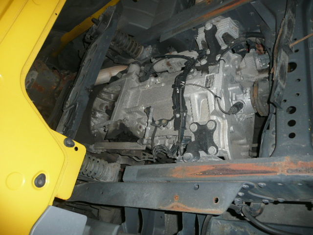G100-12 Mechanisch Atego G100-12 cutie de viteze pentru MERCEDES-BENZ Atego 23-28 autotractor