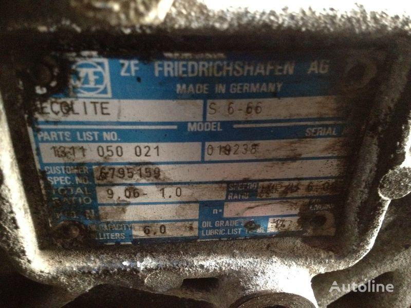 ZF ecolite s6-66 cutie de viteze pentru VOLVO fl6 camion