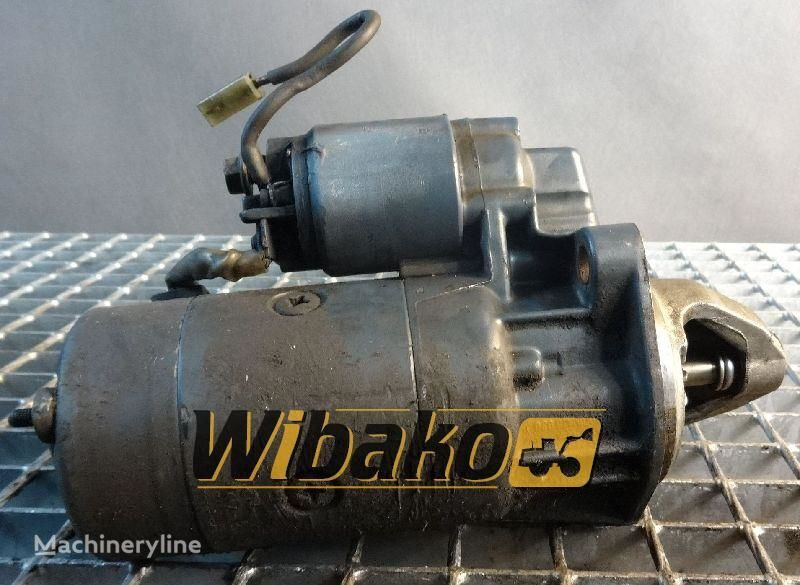 Starter Bosch 0001218176 demaror pentru 0001218176 alte mașini de construcții