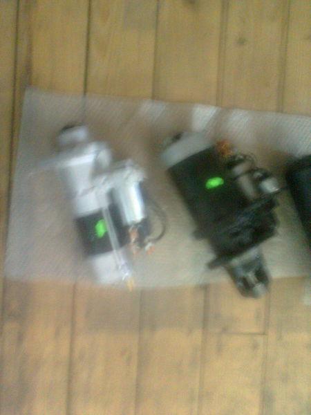 Monark Diesel 0001241021  0986022640 demaror pentru MAN TGA TGX autotractor nou