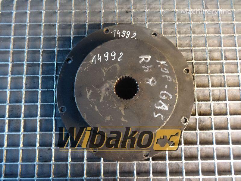 Coupling O&K 24/50/315 disc de ambreiaj pentru O&K 24/50/315 alte mașini de construcții