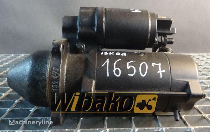 Starter Iskra 11131780 electromotor de pornire pentru 11131780 alte mașini de construcții