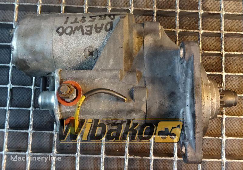 Starter Daewoo 112502 electromotor de pornire pentru 112502 alte mașini de construcții