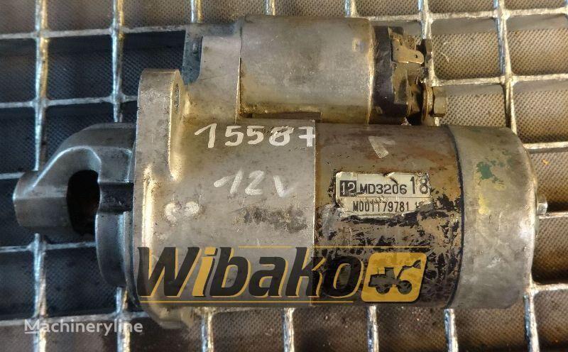 Starter Mitsubishi MD3206 electromotor de pornire pentru MD3206 excavator