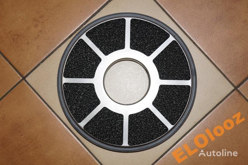 filtru de aer pentru OKRĄGŁY RVI 0003566041 camion