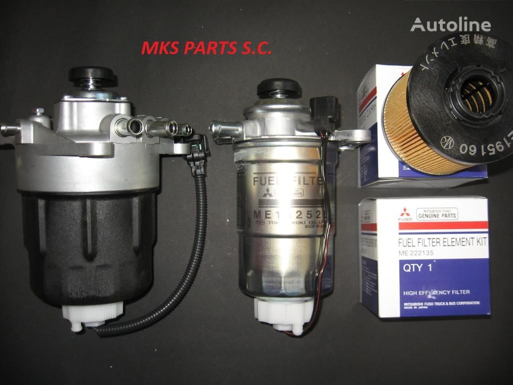 - FUEL FILTER ASSY - filtru de combustibil pentru MITSUBISHI CANTER FUSO  camion nou