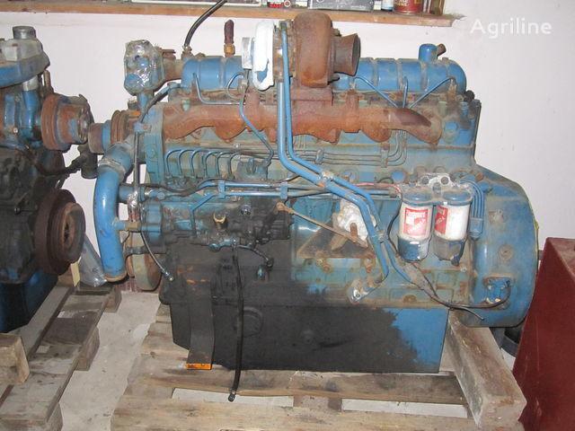 Valmet 612 DS motor pentru combină