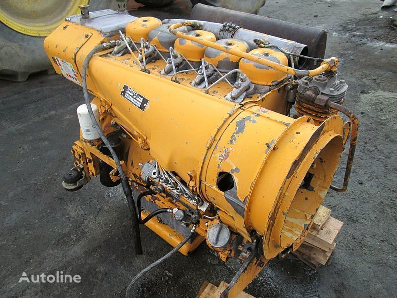 Deutz f5l912 motor pentru excavator