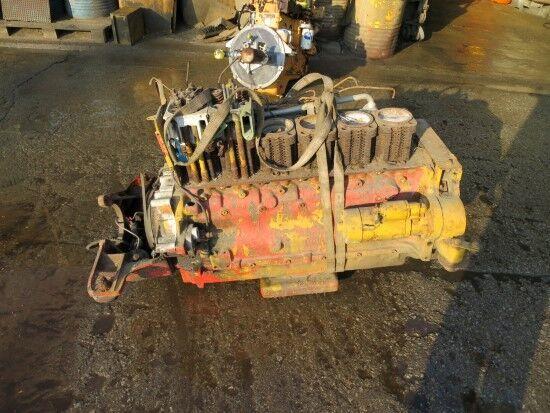 Deutz motor pentru excavator