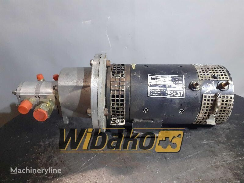 Elektropompa Leroy Somer T15 motor hidraulic pentru T15 (733952/03-01/99) alte mașini de construcții