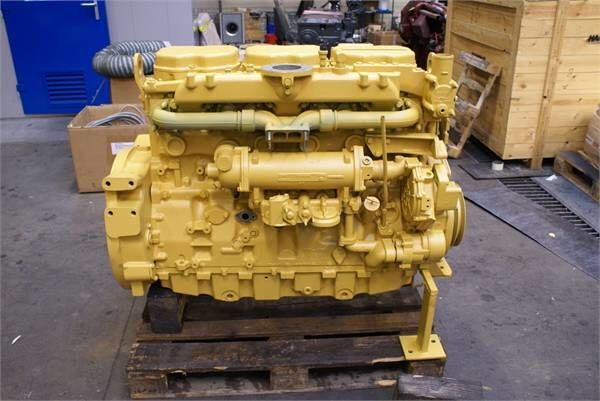 motor pentru CATERPILLAR 3126 alte mașini de construcții