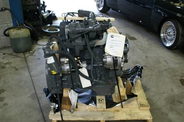 motor pentru CUMMINS 4BT alte mașini de construcții