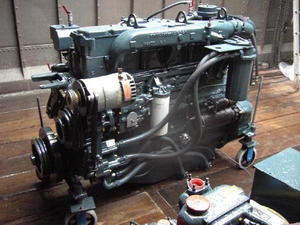 motor pentru CUMMINS NT 855 alte mașini de construcții